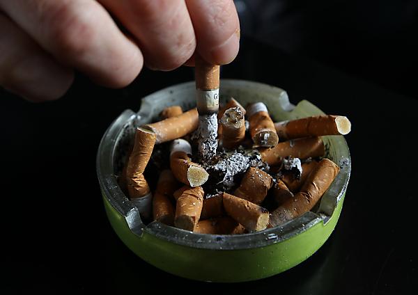 Rauchen: Bis wann sich Rauchstopp noch lohnt
