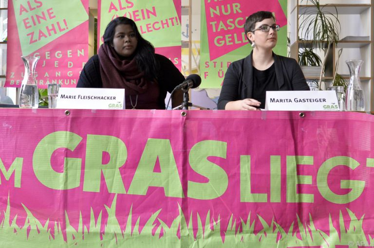 """ÖH-Wahl: GRAS will """"existenzsicherndes Grundstipendium"""""""
