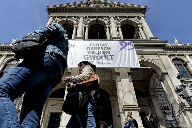 ÖH-Wahl: Historischer Tiefststand bei Beteiligung zeichnet sich ab