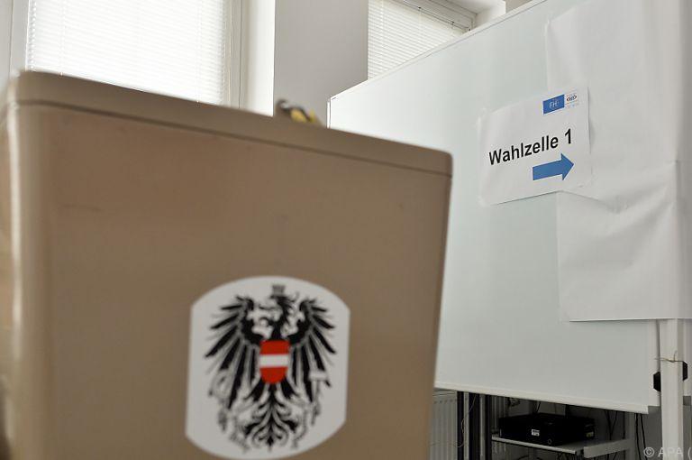 ÖH-Wahl - Trend: Verluste für AG und GRAS, Plus für VSStÖ und JUNOS