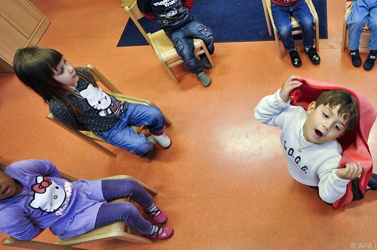 Kindergarten: Zuwandererkinder profitieren weniger