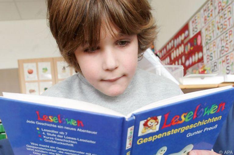 Lesen in der Volksschule: PIRLS-Studie wird präsentiert