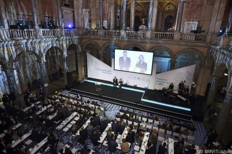 Wasserstoff, Akkus und Web-Plattform: Staatspreis Mobilität verliehen