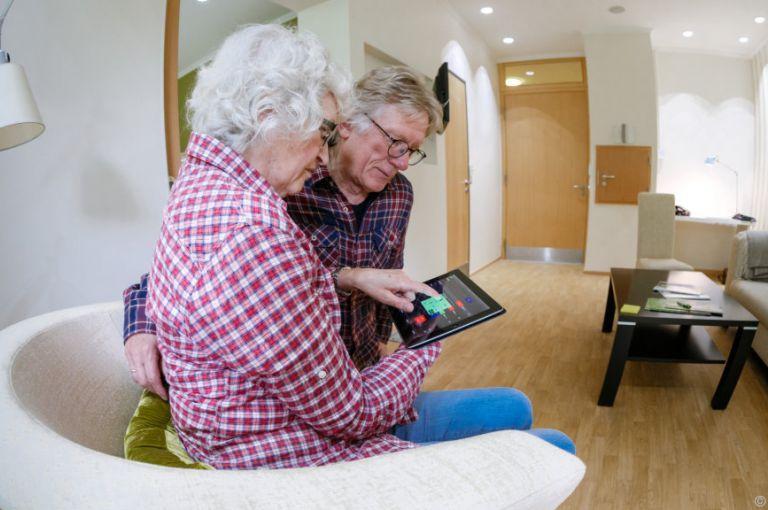Neue Hilfssysteme für Demenz-Patienten und ihre Familie