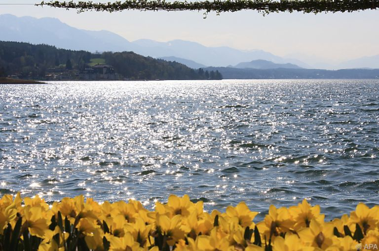 Großen Erdbeben auf der Spur: Forschung am Grund der Kärntner Seen