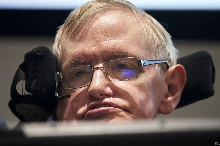 Interesse an Hawkings Doktorarbeit ließ Website abstürzen