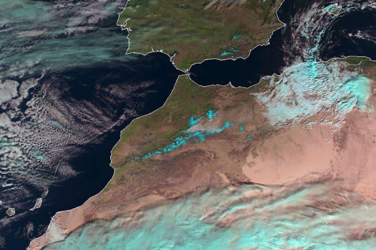 Europa hat seit 40 Jahren Wetter-Satelliten im All