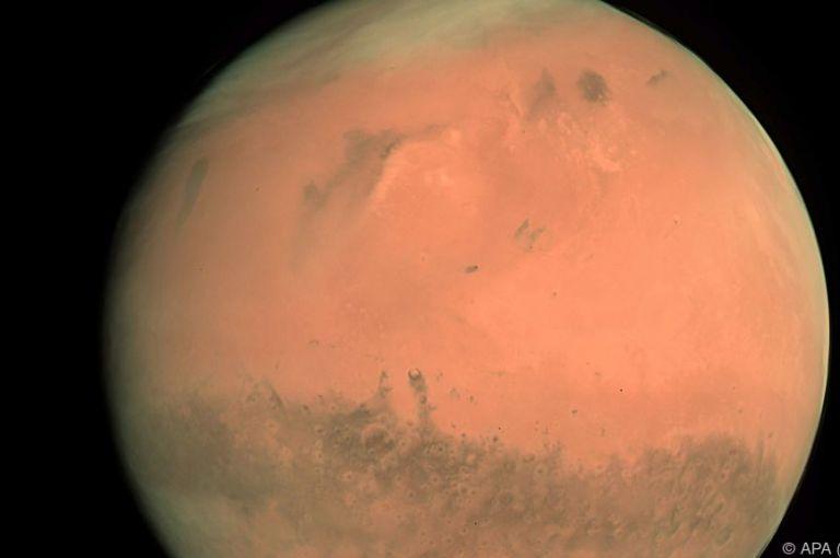 Astronomie: 2018 bringt eindrucksvolle Marssicht und Mondfinsternis