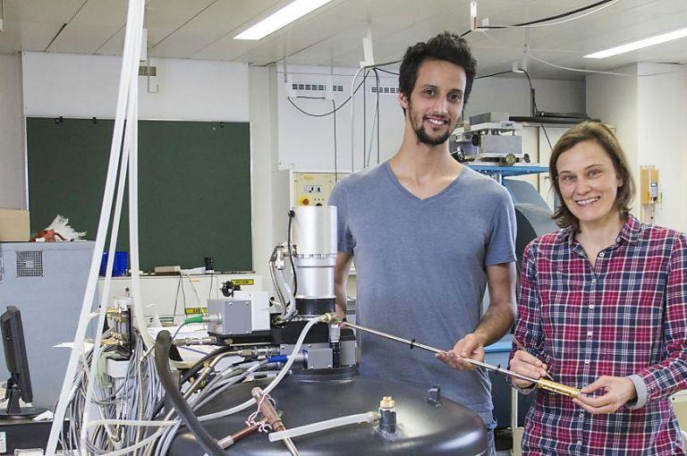 Masselose und dennoch langsame Quasiteilchen entdeckt