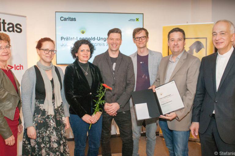 Prälat-Ungar-Preise verliehen - Anerkennung für APA-Science