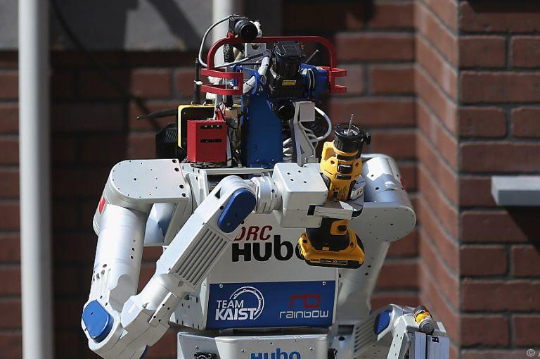 Asien auf dem Weg zur roboterunterstützten Gesellschaft
