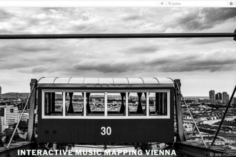 Wie klingt Wien? - Forscher erstellen musikalische Landkarte