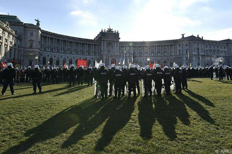 In Österreich wird vor allem bei Umweltthemen protestiert