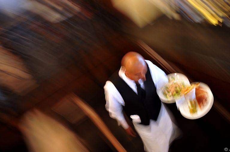 Caterer wollen Lebensmittelabfall vermeiden