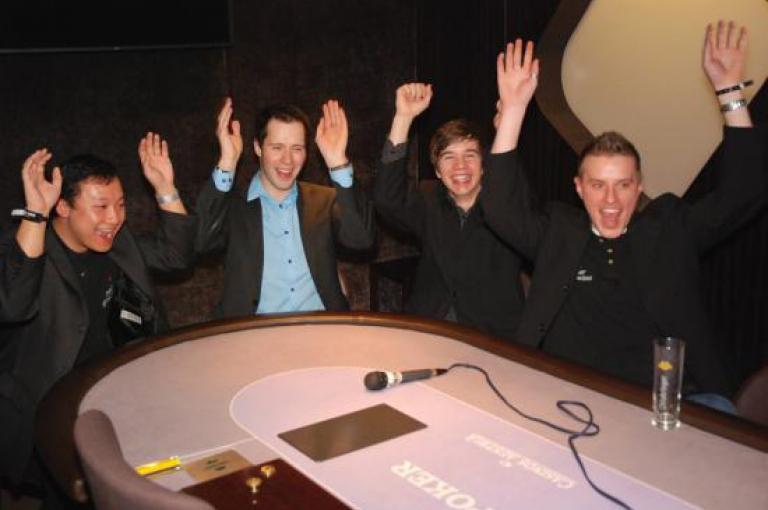 Hörsaal Poker Series 3 - heute Bewerbungsschluss !