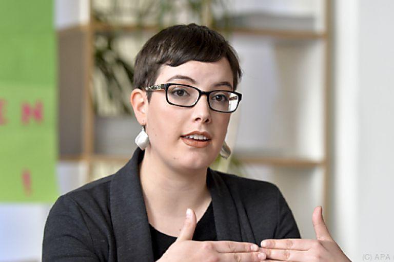 ÖH-Wahl: GRAS mit Südtirolerin Maria Gasteiger