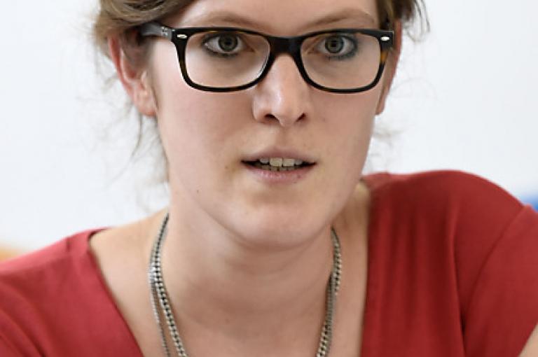 ÖH-Vorsitzwechsel: Lucia Grabetz folgt auf Philip Flacke