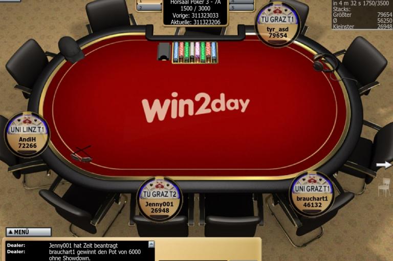 Hörsaal Poker Series: Das war Online-Turnier 7 - Klagenfurt nicht zu stoppen!