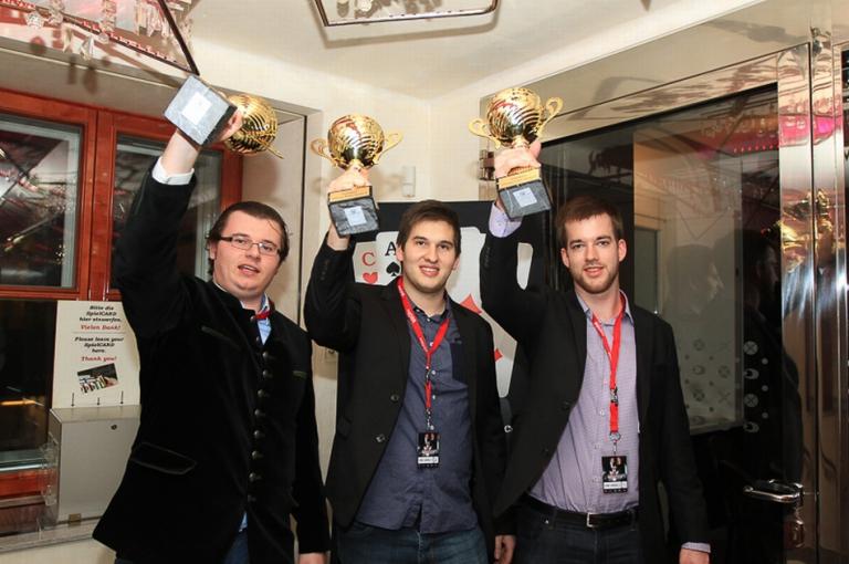 Unglaublich: Die Champs gewinnen das Lucky Loser Turnier