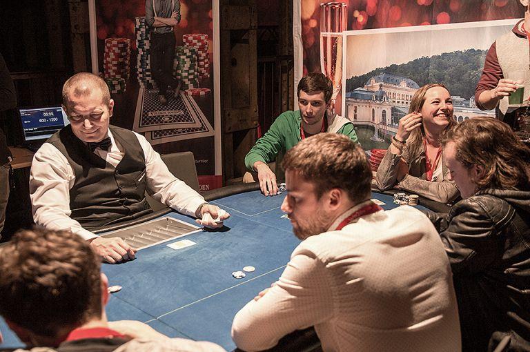 Hörsaal Poker Series 9 - das war der 7. Spieltag am 22.1.2018