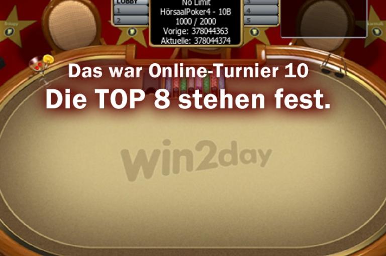 HPS: Das war das letzte Online-Turnier