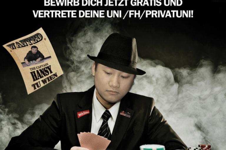 Hörsaal Poker Series III - Bewerbungen gehen in die heiße Phase