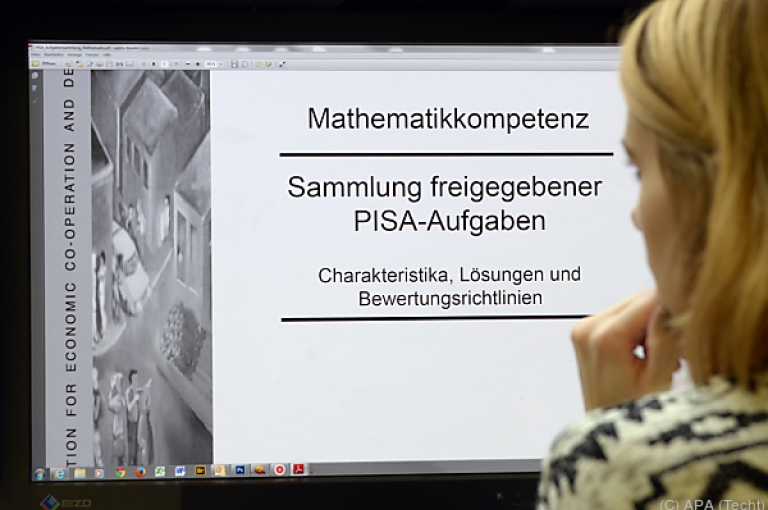 Mathematik-Matura: 40 Prozent rechnen mit Fünfer