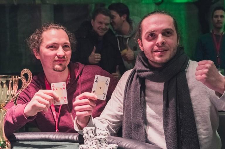 Hörsaal Poker Series X - jetzt geht's los