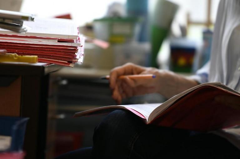 Studie: Lehrer unterrichten gerne, aber 14 Prozent sind ausgebrannt