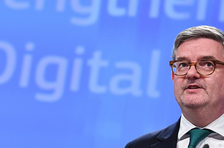EU-Sicherheitskommissar King warnt vor chinesischer IT-Dominanz