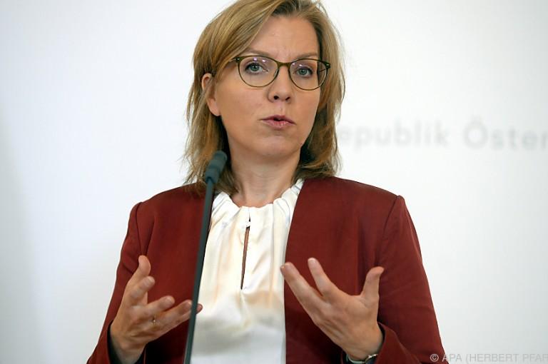 Gewessler: 300 Mio. Euro zusätzlich für Klimainnovationen