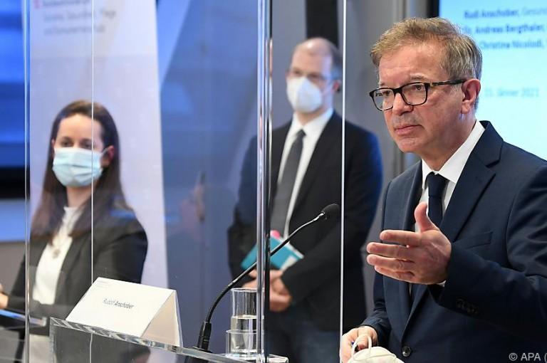 Rund 100 Verdachtsfälle in Österreich zu neuer Virusvariante