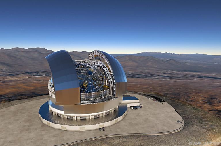 Astronomie-Kongress: Wissenschaft mit Teleskop der Zukunft