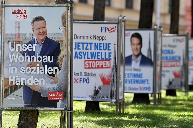 Wiener Forscher erklären mit Modell politische Radikalisierung