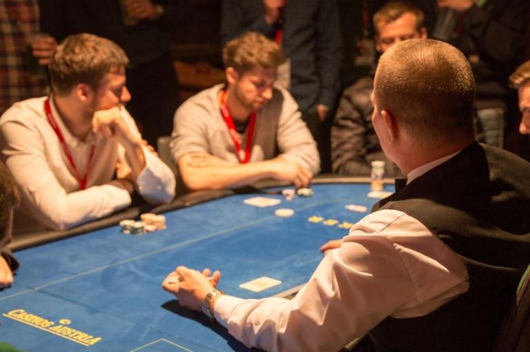 HPS X - Starterfeld für das Lucky Loser Turnier