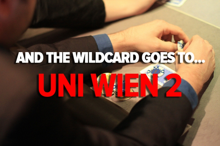 And the Wildcard goes to ...