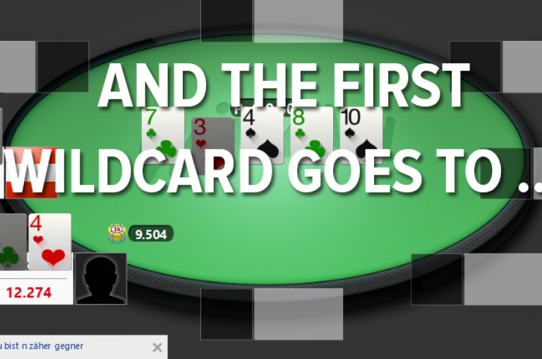 Das war das Team Deathmatch-Turnier: Und die erste Wildcard geht an ...