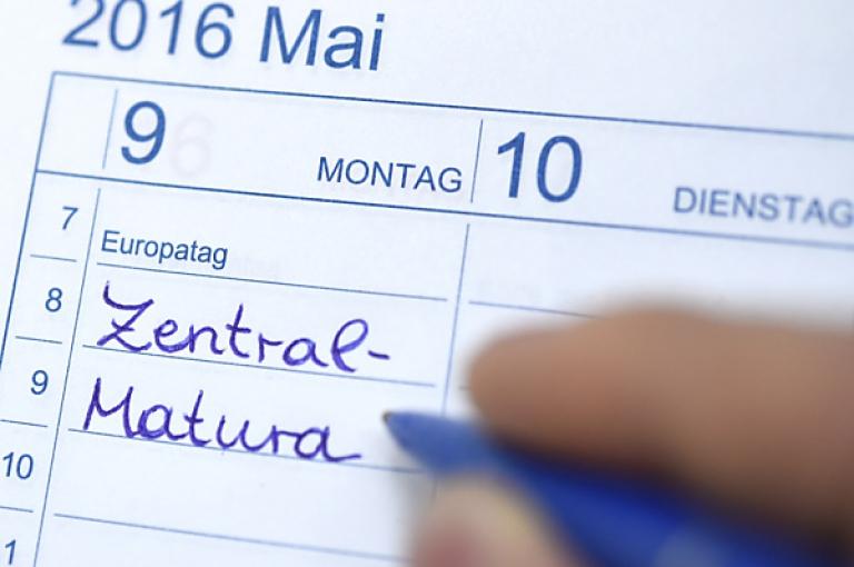 Zentralmatura: Vorerst keine Probleme bei heutigem Auftakt