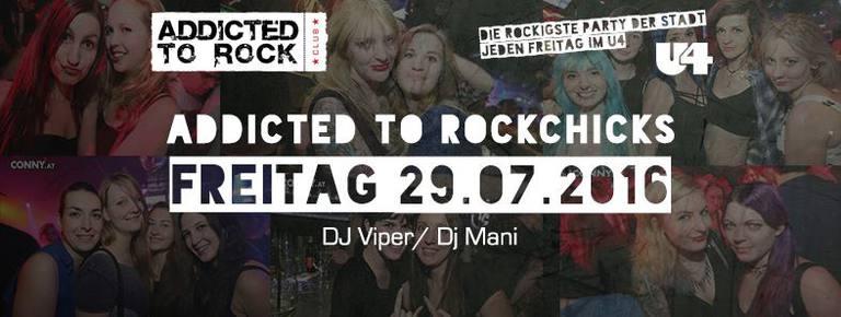 Addicted to RockChicks