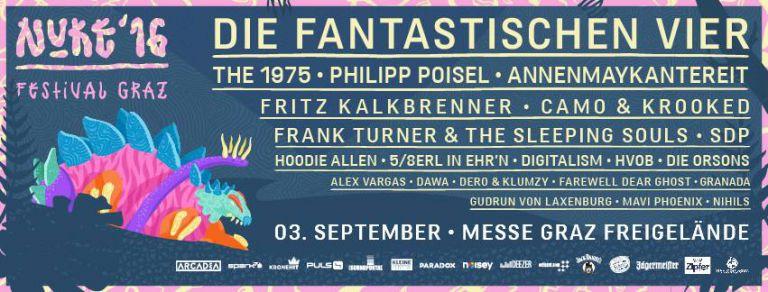 NUKE Festival 2016