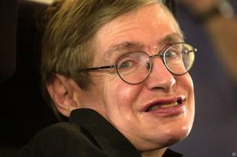Hawking litt an Amyotropher Lateralsklerose