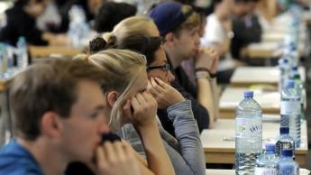 Heuer müssen Teilnehmer erstmals Emotionen erkennen