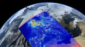 Neuer Satellit misst unter anderem die Schadstoffbelastung