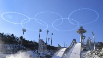 Winterspiele in Pyeongchang finden in vergleichsweise kalten Gefilden statt