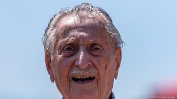 Feingold ist heute der älteste Holocaustüberlebende Österreichs