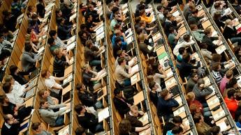 Die Studiengebühren betragen derzeit 363,36 Euro pro Semester