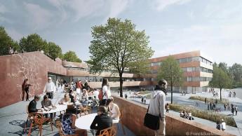 Ab 2020 steht das fünfte Laborgebäude zur Verfügung