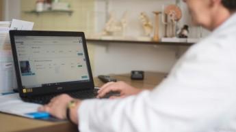 In der Schweiz gibt es bereits eine virtuelle Arztpraxis
