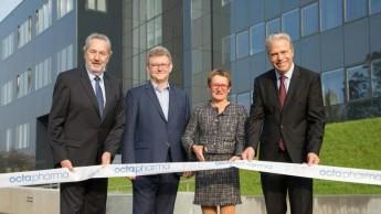 (v.l.n.r.): Josef Kaindl, Wolfgang Frenzel, Barbara Rangetiner und Anton G. Ofner