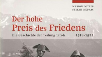 "Marion Dotter, Stefan Wedrac: ""Der hohe Preis des Friedens."""